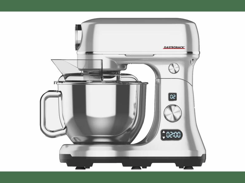 Mediamarkt Gastroback Gastroback 40977 Design Kuchenmaschine Advanced Digital Kuchenmaschine 600 Watt Silber 0401 Kuchenmaschine Kuche Design