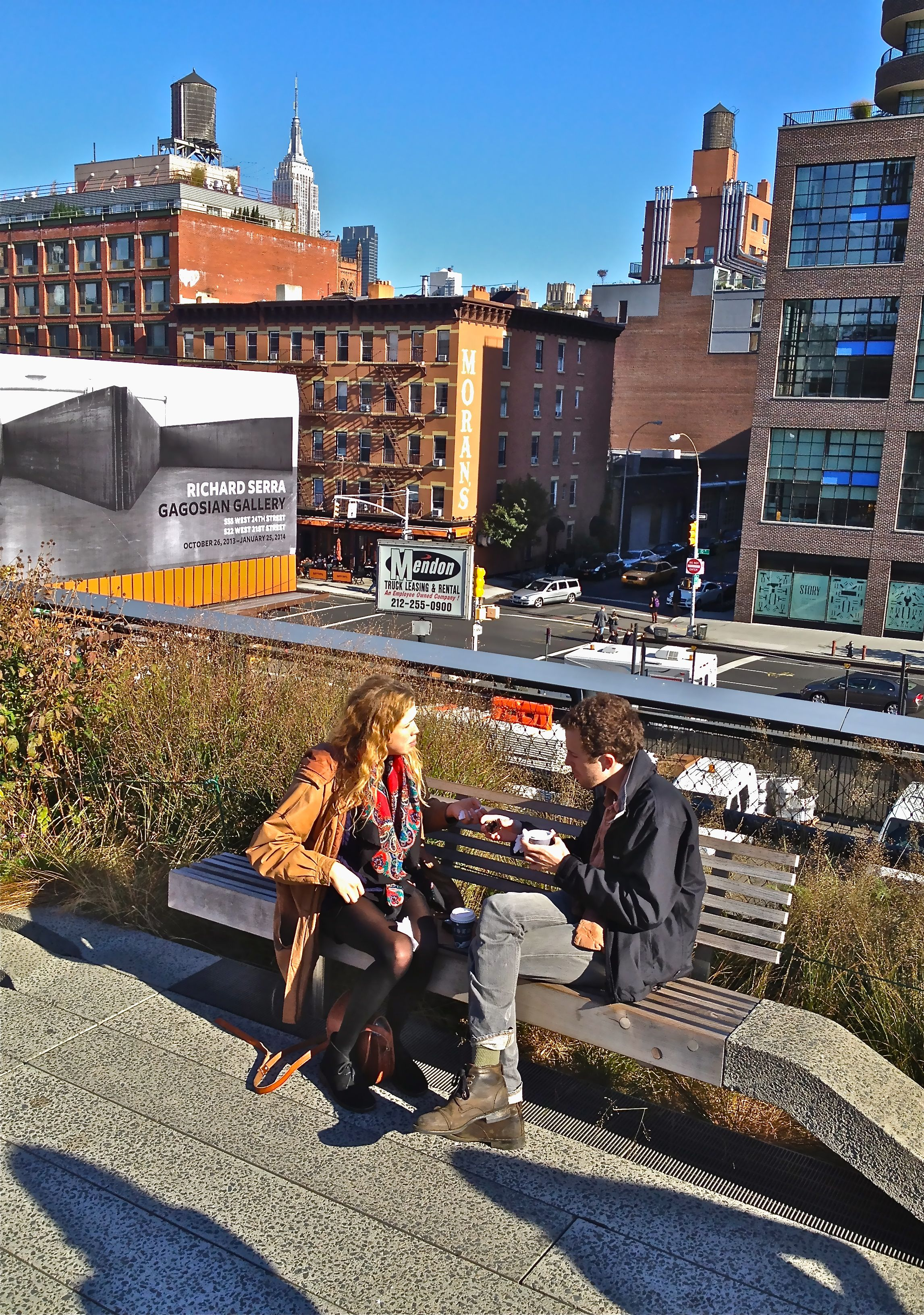 10/26/13 the high line.