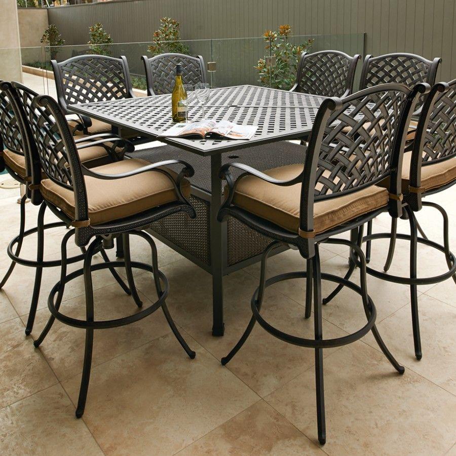 Melton Craft Nassau Table - Outdoor Furniture Bbq' &
