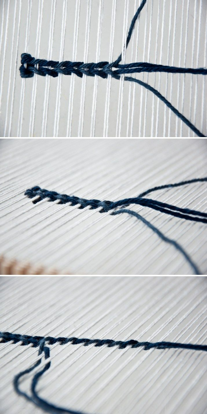 Weaving Techniques | Telares | Tejer tapices, Telar mapuche y ...