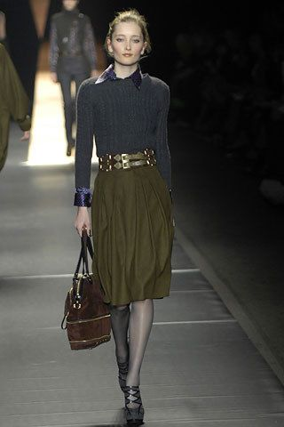 Etro Fall 2007 Ready-to-Wear Collection Photos - Vogue