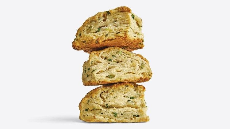 Sour Cream And Onion Biscuits Recipe In 2020 Food Recipes