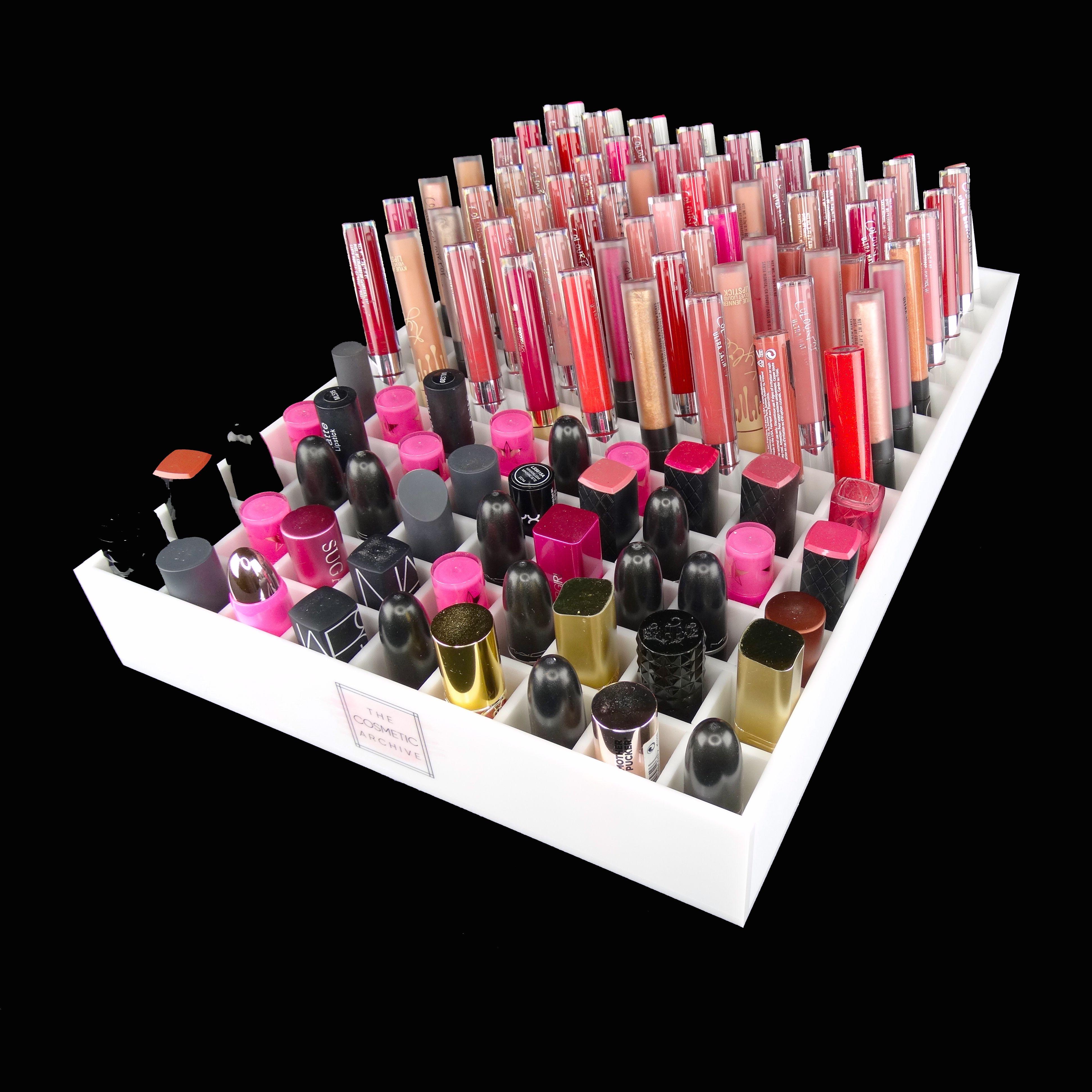 Fits IKEA® Alex Units. Allie Lip Drawer Organizer. Makeup