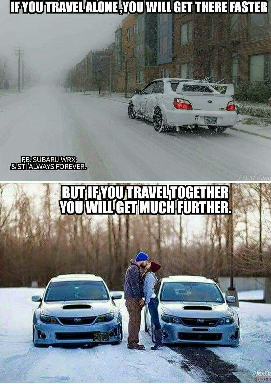 Funny Subaru Memes - Year of Clean Water