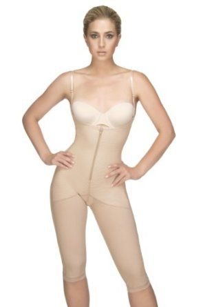 ab80b5a1be5b2 Vedette 155 Post Surgery Full Compression Garment Nude 36-M Vedette  Shapewear.  97.00