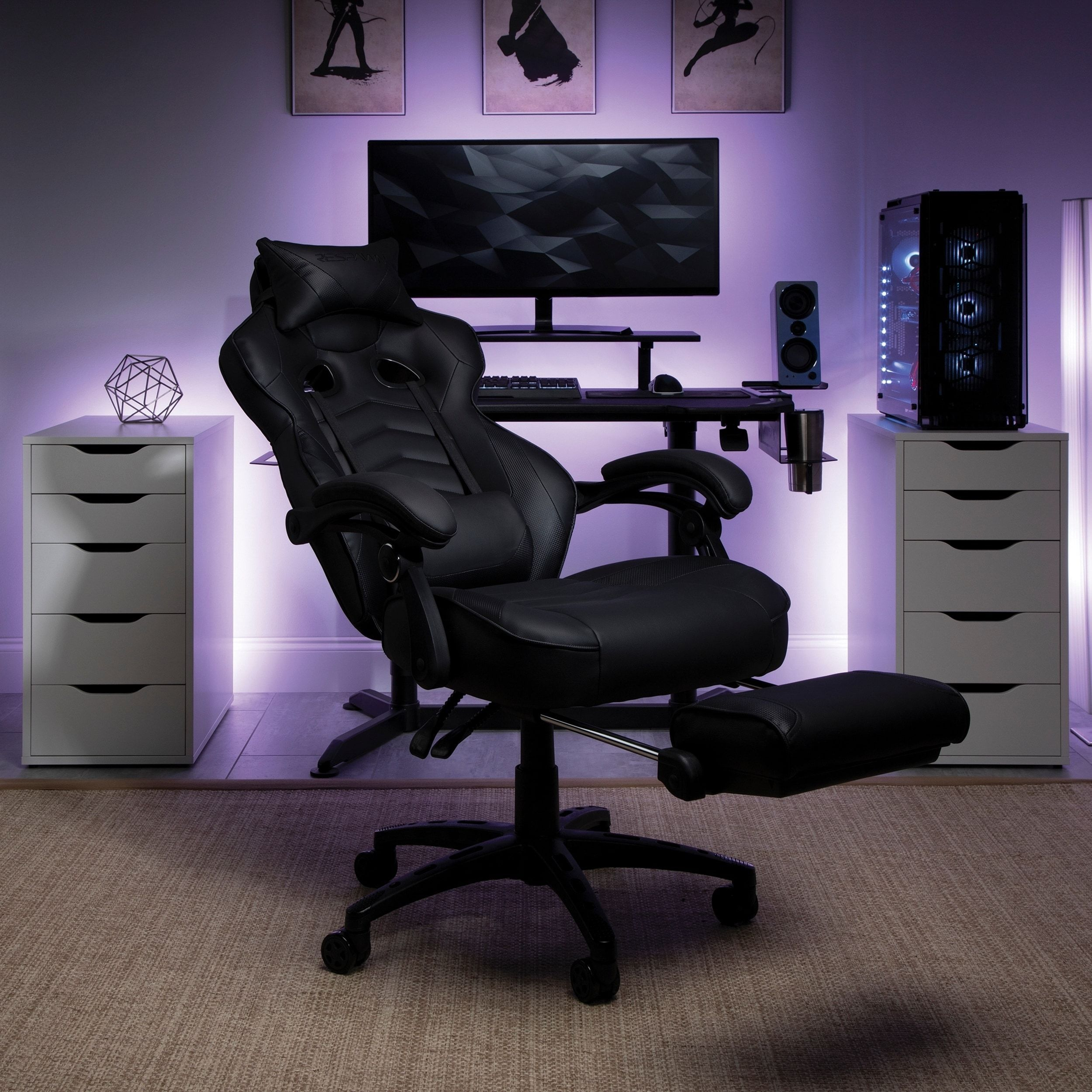 Chair Gaming Gaming Chair Ideas Racing Respawn Style In 2020 Gaming Chair Bedroom Setup Chair