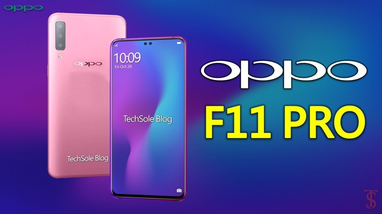 Oppo F11 Pro (8GB RAM) Price, Release Date, Motion Trailer