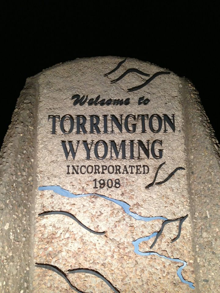 Torrington, WY in Wyoming | Places that I have been. | Pinterest ...