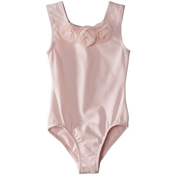f68b9a38d679 Freestyle by Danskin Girls  Leotard Pink ( 13) ❤ liked on Polyvore ...