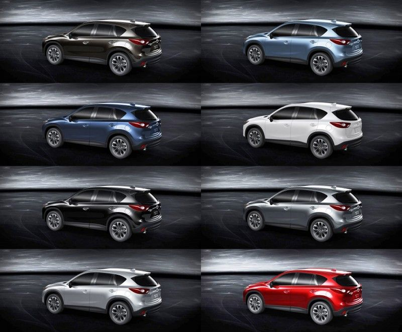 2016 Mazda Cx 5 Colors Mazda Mazda Cx5 New Cars