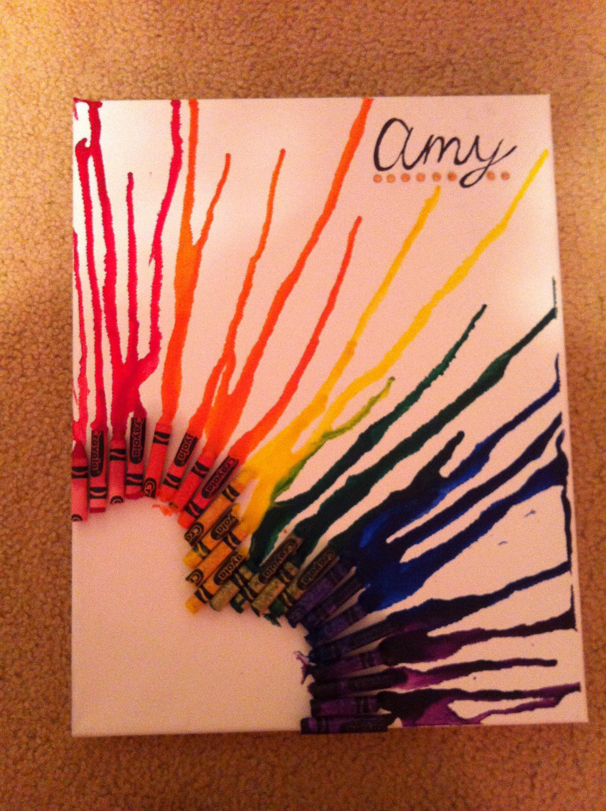 A diy birthday gift for my friend! Diy birthday, Crafts
