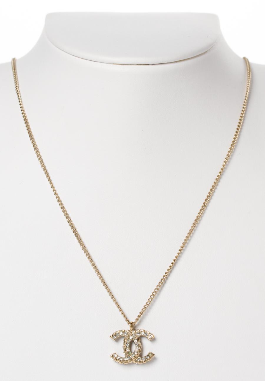 Chanel Necklace  FollowShopHers  b0e65fa827401