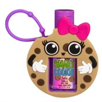 Justice Hand Sanitizer Case Cookie Anti Bac Girls Beauty