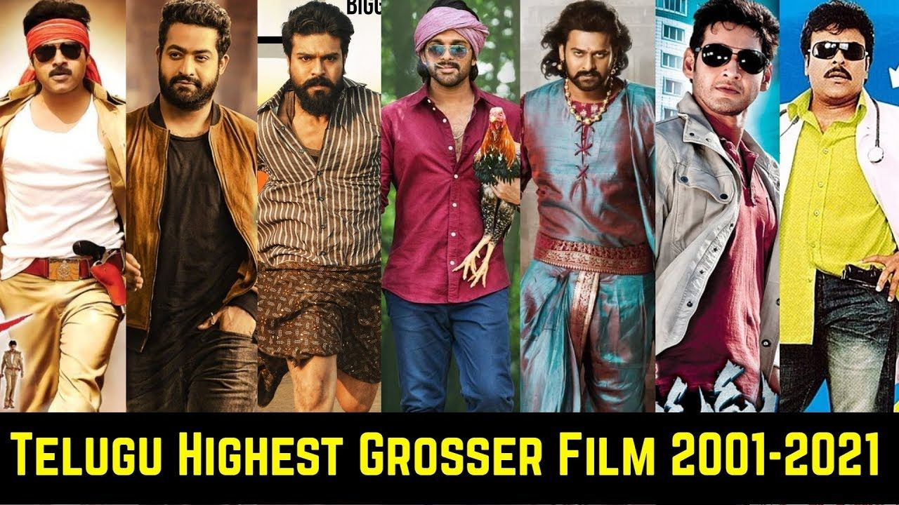 Every Year Telugu Highest Grossing Movies List From 2001