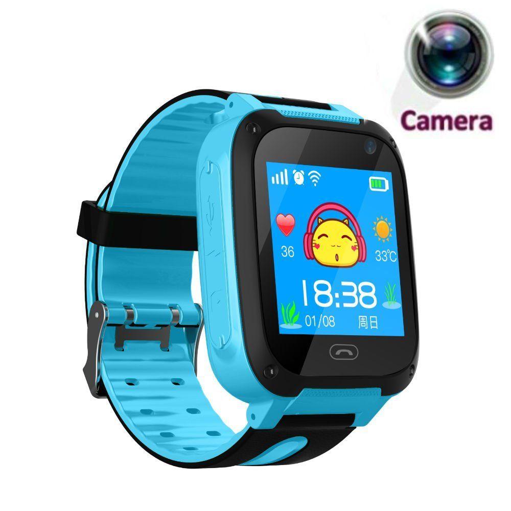 TKSTAR Smartwatch with Camera for Elderly/Kids/Men/Women