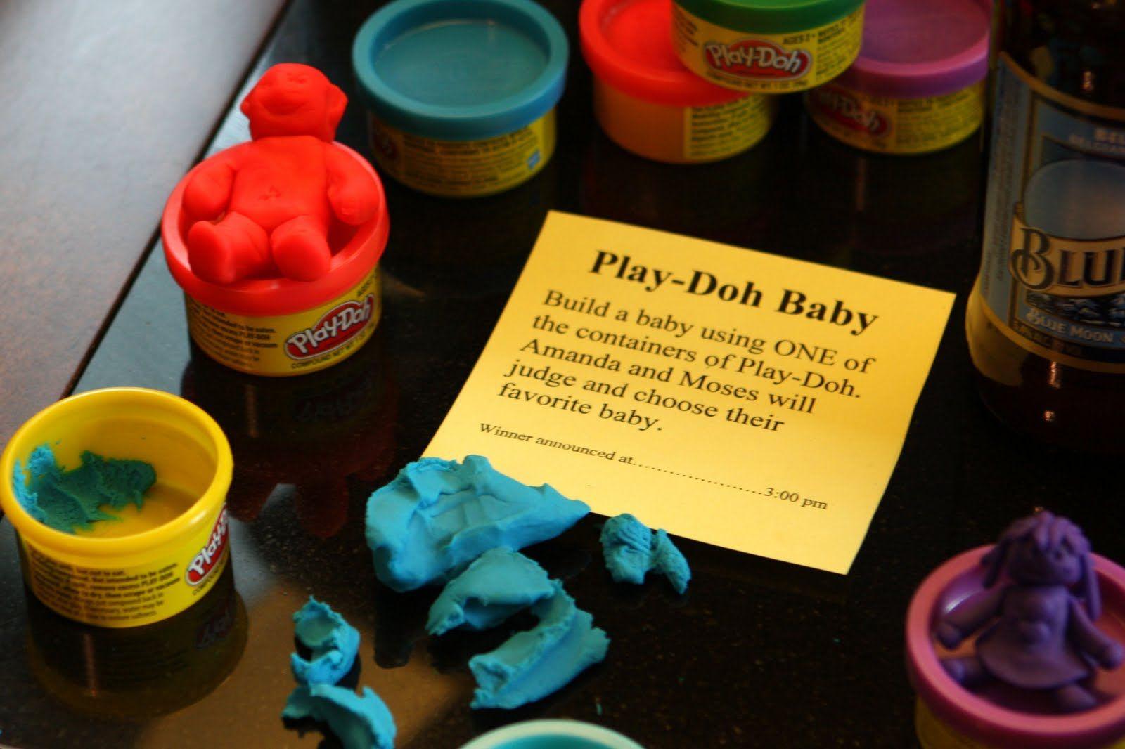 Baby Shower Ideen Spiele ~ Des idées pour un shower de bébé babyparty spiel und ideen