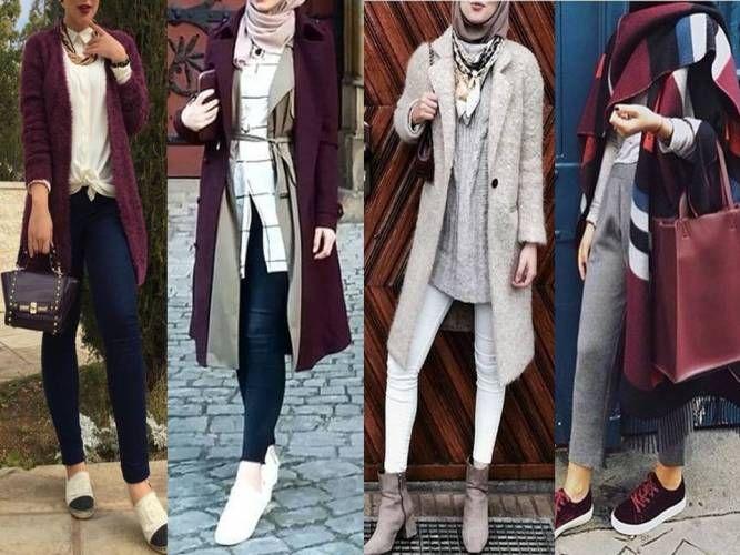 Trendy hijab style for 2018 \u2013 Just Trendy Girls