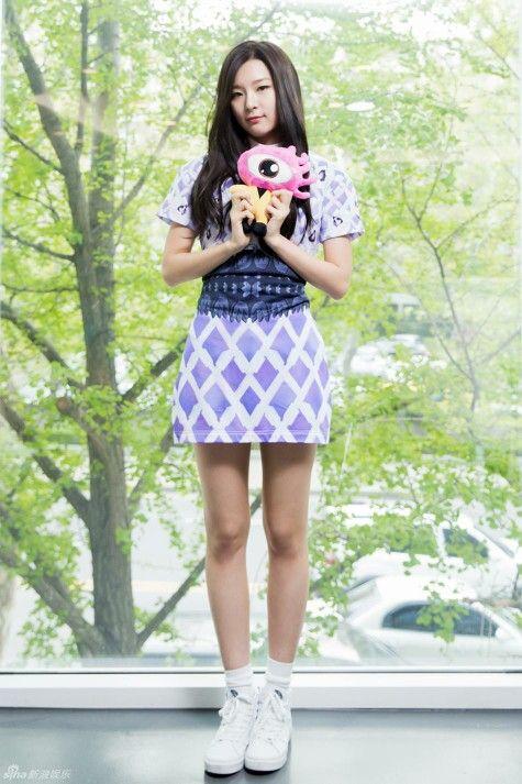 레드벨벳 Red Velvet 슬기 SEULGI for Sina Korea