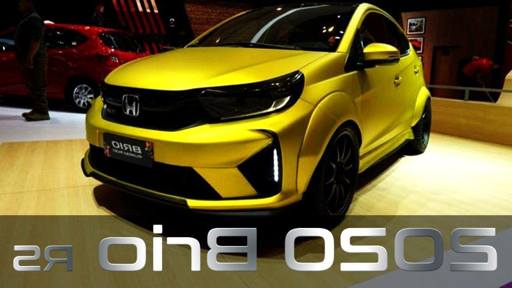 2020 Honda Brio Price And Review Honda Brio Honda Brio