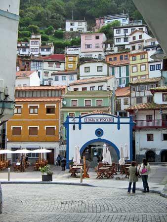 Cudillero Spain Asturias Espana Pueblos De Espana Espana