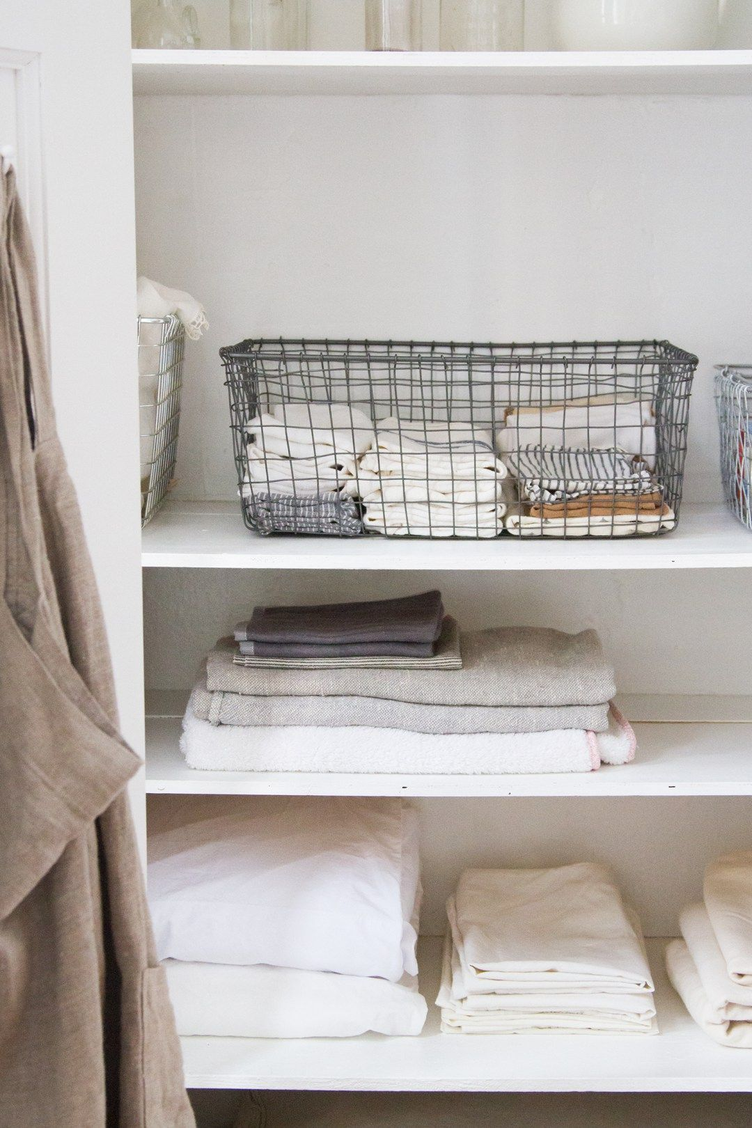 Life in a tiny apartment organizing ordnung f r for Ideen badezimmer ordnung
