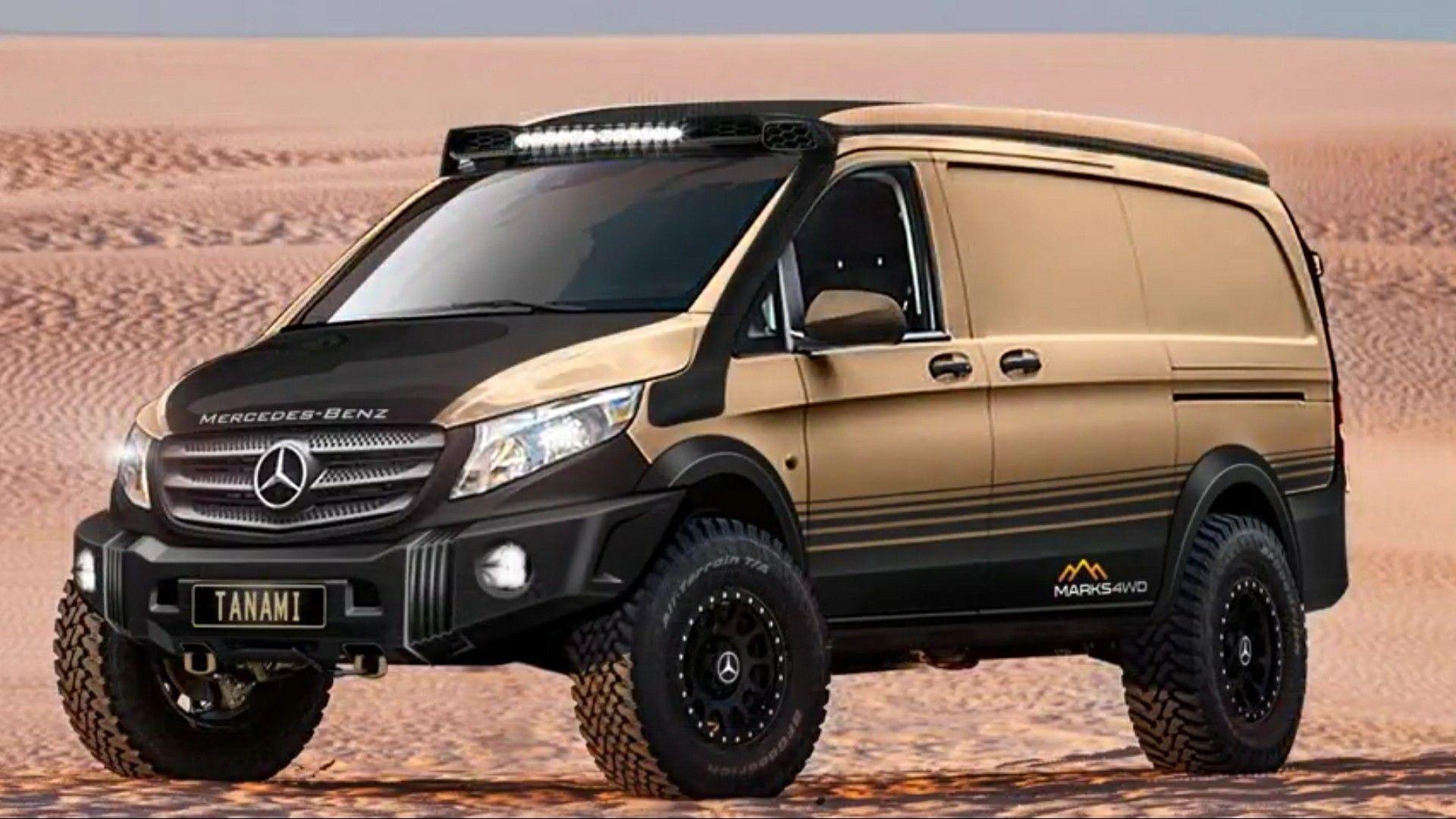 Pin By Gabriel Ugarte On Camper F150 Mercedes Truck Overland Vehicles Cool Vans