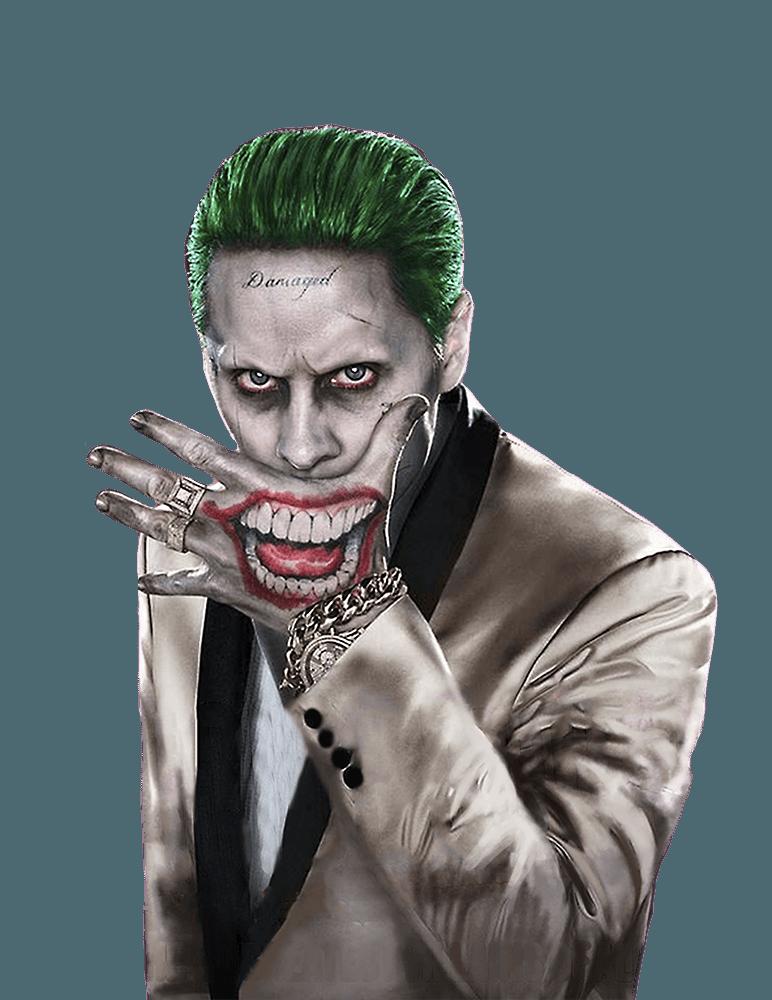 Dceus Joker Jared Leto Png 772 1 000 Pixels Leto Joker Arlequina E Coringa Desenho Coringa E Harley