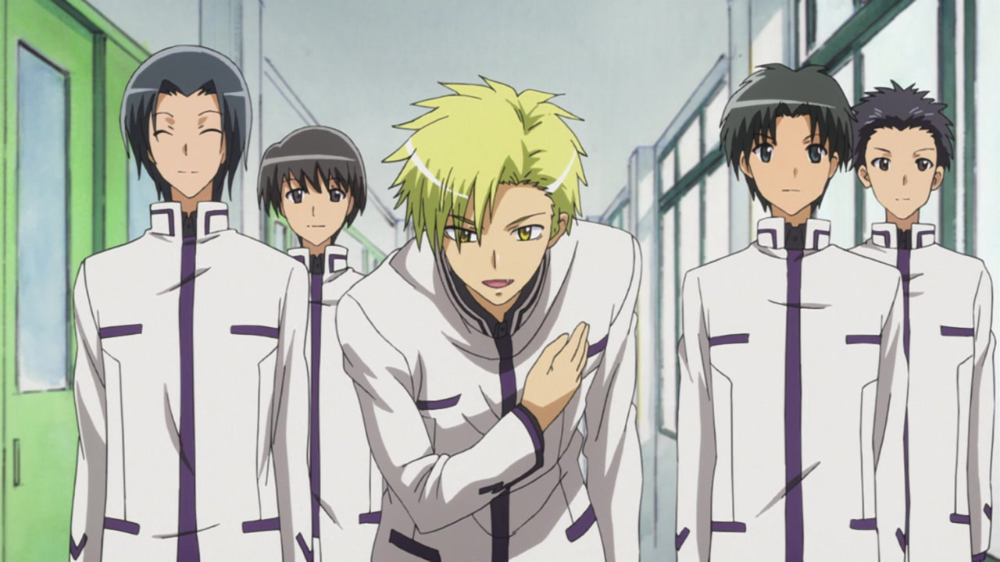 Maid Sama Screencaps, Screenshots, Images, Wallpapers, & Pictures