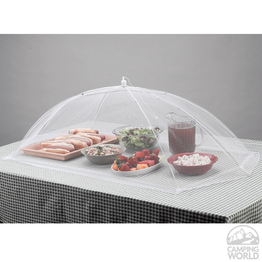 Mesh Food Cover 48 4th Of July Camping Meals Tent