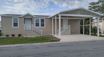 New Palm Harbor Ventura Mobile Home For Sale in Fair Lane Acres in