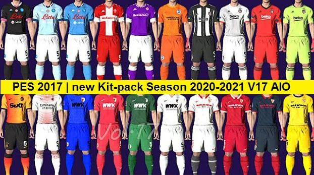 Ac Milan Kit 2021 Pes 2020