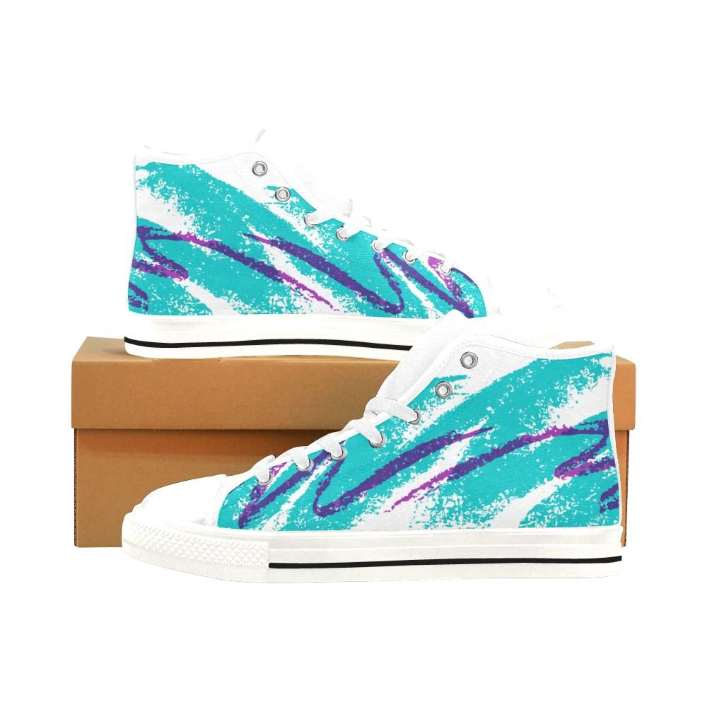 c87666a195c6d Jazz Solo : High Tops in 2019 | Vaporwave Fashion™ : Shoes | High ...