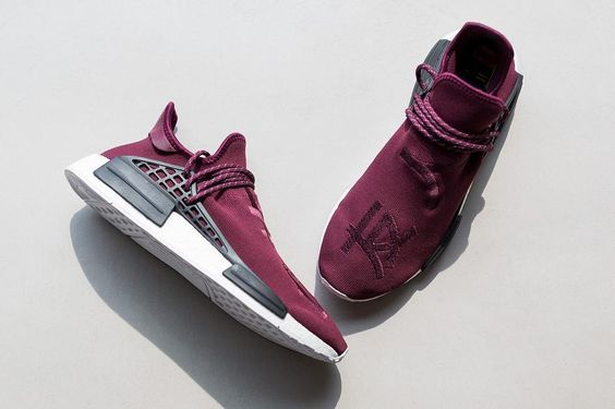 Real Adidas Nmd Human Race Pharrell Friends And Family Free Shipping