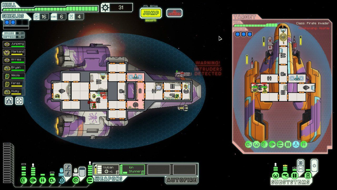 Down for one more run? FTL is adding 51 Steam achievements