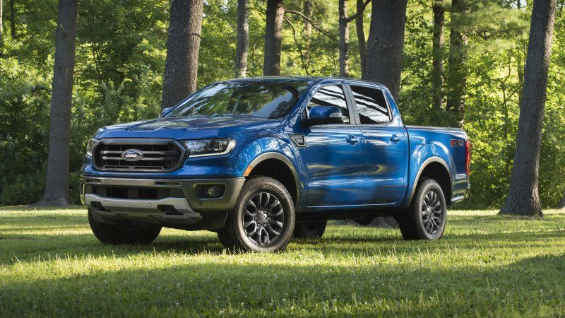 2019 Ford Ranger And Newer Get More Power From Ford Performance
