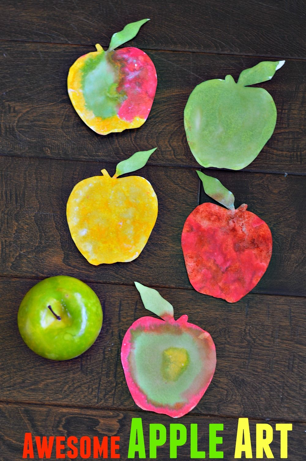 apple craft ideas fizzing apple fall crafts and activities 1055