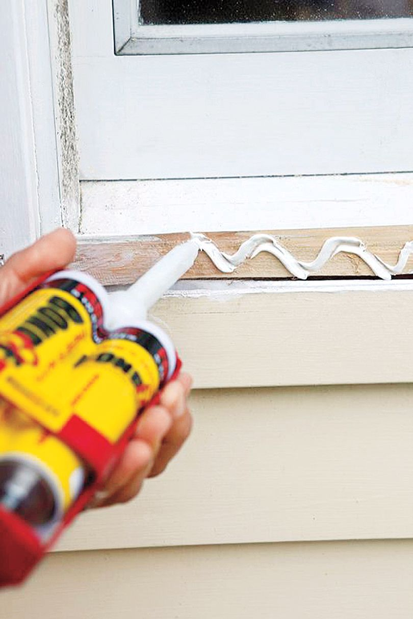 How to Repair a Rotted Windowsill Window replacement