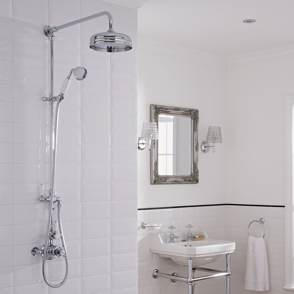Traditionelles Duschsystem Jade I Duschsysteme Design