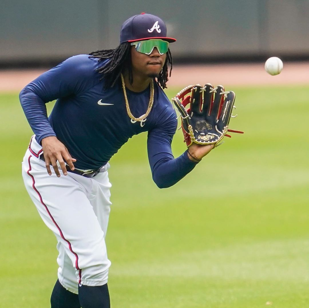 Fox Sports South Shared A Post On Instagram Hello Again Ronaldacunajr13 Usa Today Sports Follow Their Ac In 2020 Atlanta Braves Braves Usa Today Sports