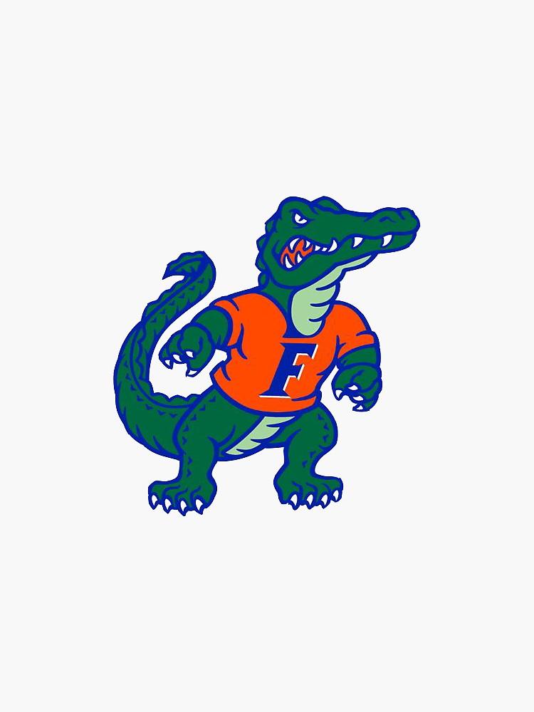 Florida Gator Sticker By Sophperez Florida Gators Wallpaper Gator Logo Florida Gators