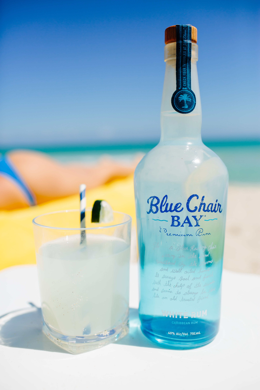 Blue Chair Rum Slipcovers Kmart Lemon Lagoon 2 Oz Bay Premium White 5 Triple Sec 1 Simple Syrup Juice