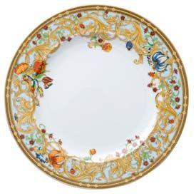 Versace Le Jardin De Versace Butterfly Garden Plate 27cm Butterfly Garden China Patterns Plates