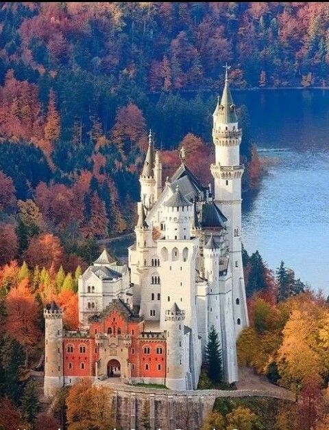 Germany in the fall