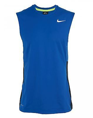 05816ee33aac 641419 Basketball Crossover 480 Shirt Sleeveless T Nike Blue Mens dX78qUw