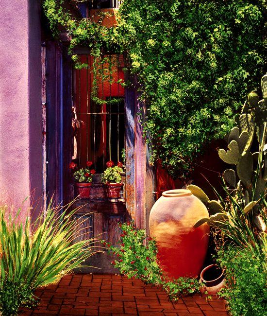 Southwestern interior design Interior Design Styles Pinterest
