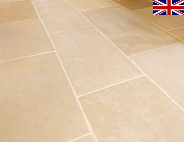 Park Lane Floors Of Portland Stone Flooring Final Kitchen