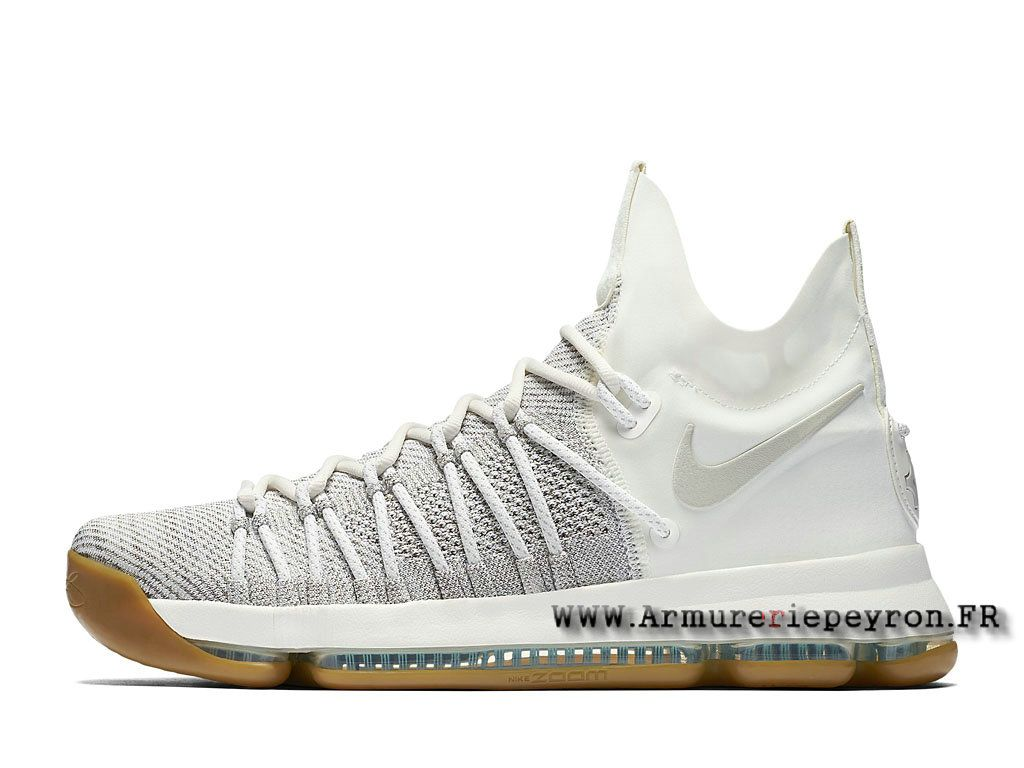 Chaussures Homme Nike KD 10 Triple Elite Retourner le Switch