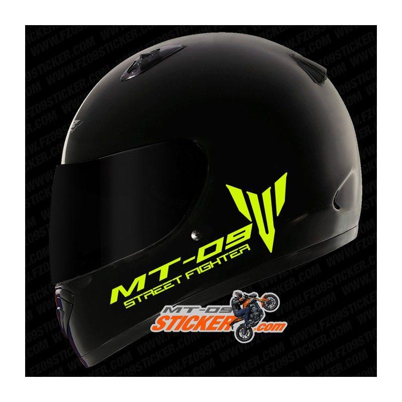 Yamaha helmet stickers design