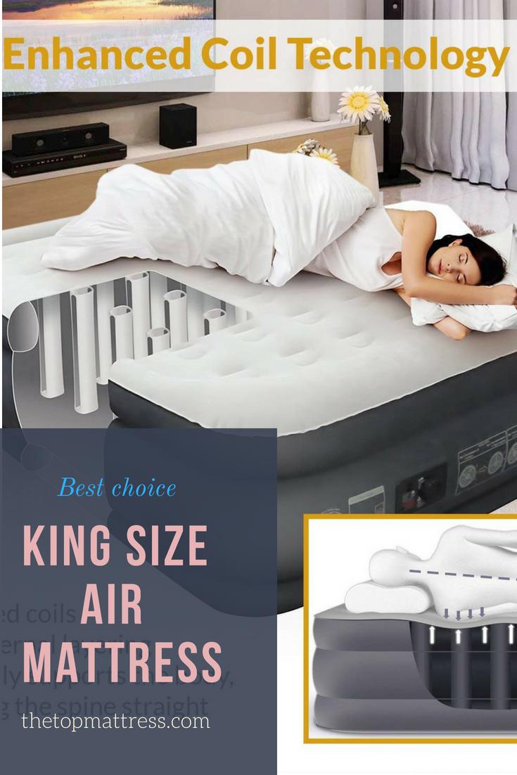 Best way to find your next king size air mattress