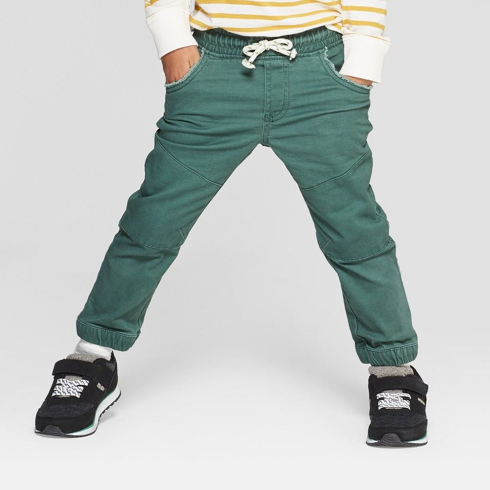 Toddler Boys/' Pull-On Trousers Genuine Kids™ from OshKosh® Black